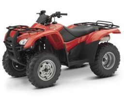 Honda Fourtrax_Rancher_ES_Red 07