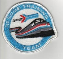 Amtrak Rescue Training DE