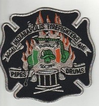 Indianapolis FF Pipes and Drums IN