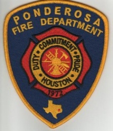 Penderosa volunteer TX