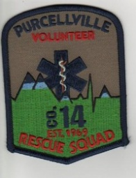 Purcellville Rescue Squad  VA