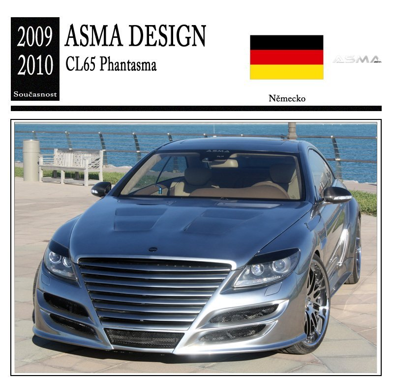 Asma Design CL65 Phantasma