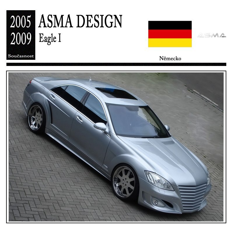 Asma Design Eagle I
