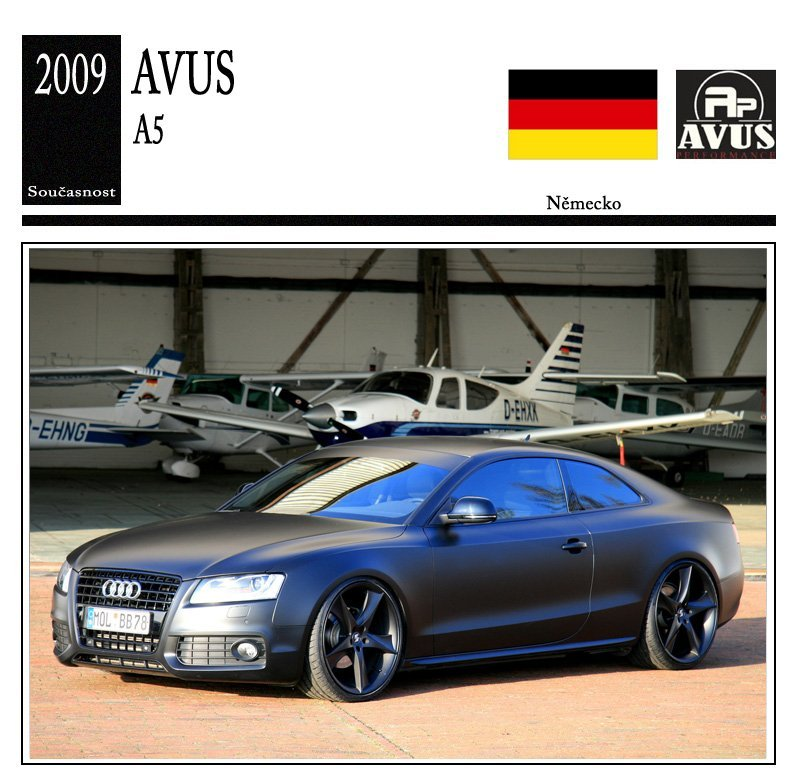 Avus Performance A5