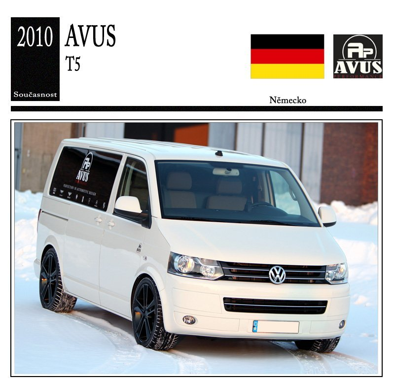 Avus Performance T5