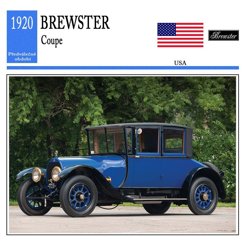 Brewster Coupe