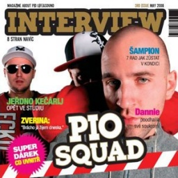 Pio Squad - Interview (2008)
