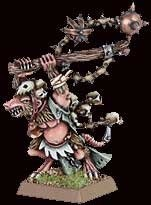 Skaven Clan Pestilens Plague Lord