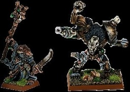 Skaven Grey Seer Thanquol And Boneripper