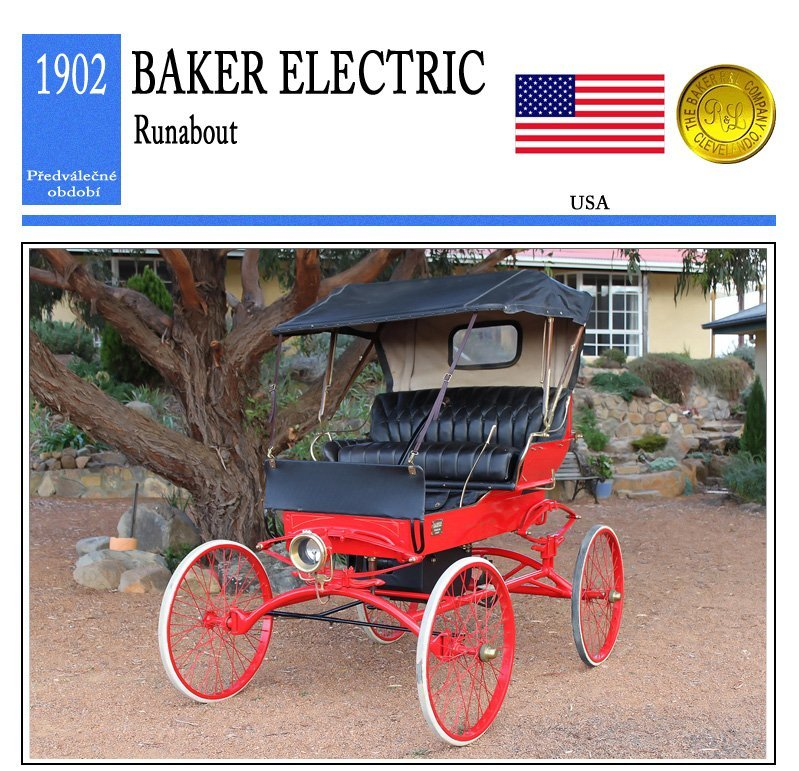 Baker Electric Runabout