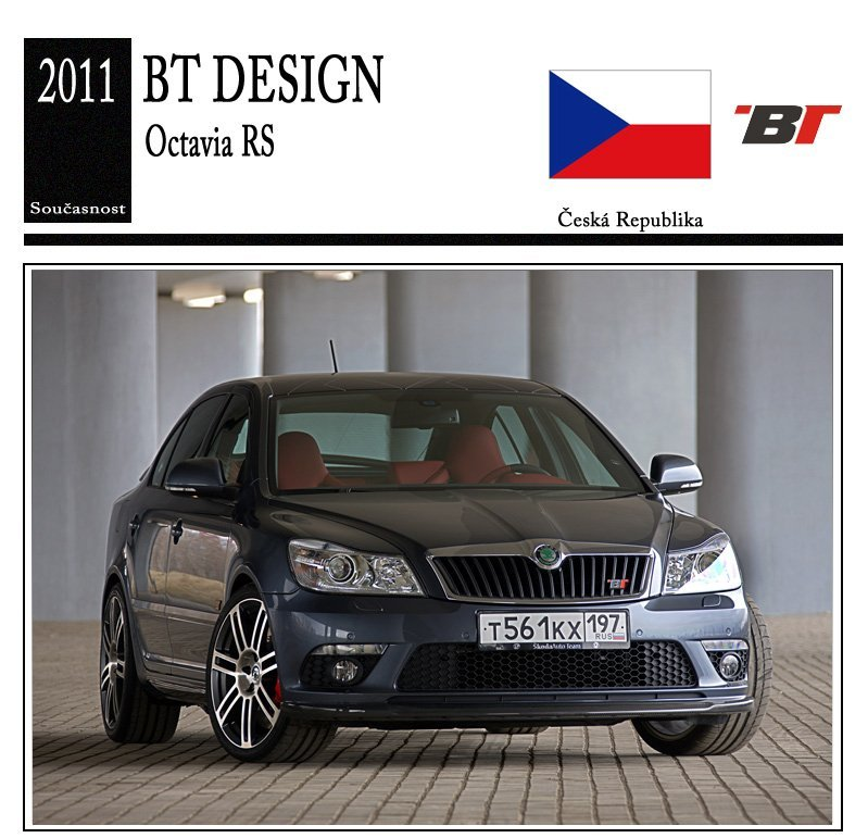 BT Design Octavia RS