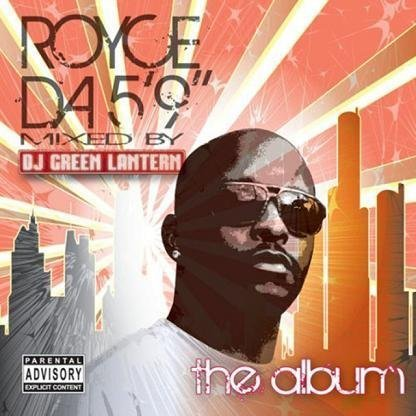 Royce Da 5'9'' - The Album (M.I.C. Records/2008)
